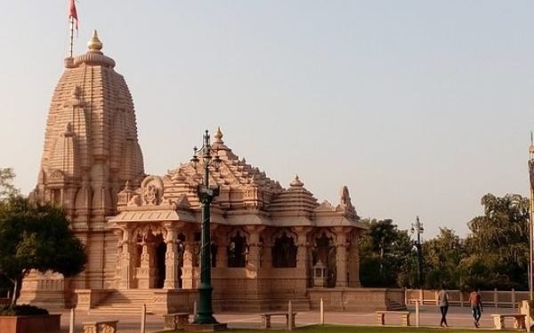 The Temples of Hyderabad