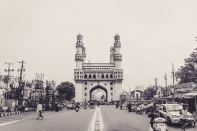Charminar Shopping in Hyderabad