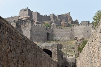 Golconda Fort of Hyderabad