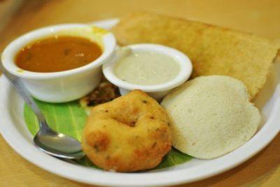 Street food in Hyderabad