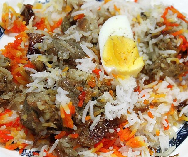 Recipe-Hyderabadi Dum Biryani