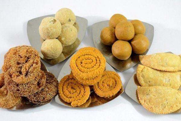 Andhra Sweet Dishes