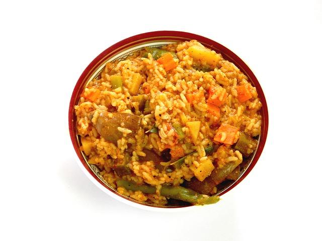 Food-Andhra Vegetarian Dishes