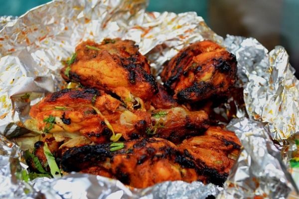 Mughlai dishes