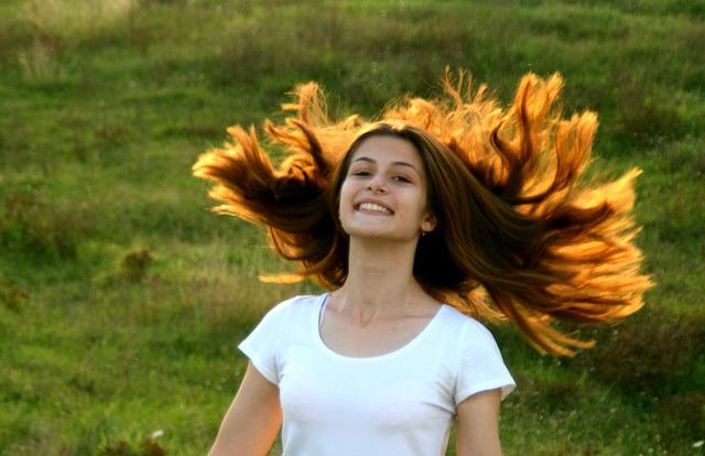 Health Tips-Secrets for Healthy Hair