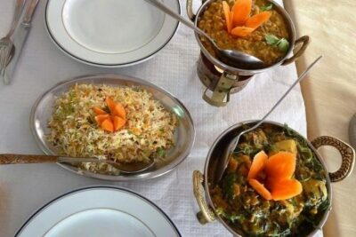 Traditional food in Jammu and Kashmir